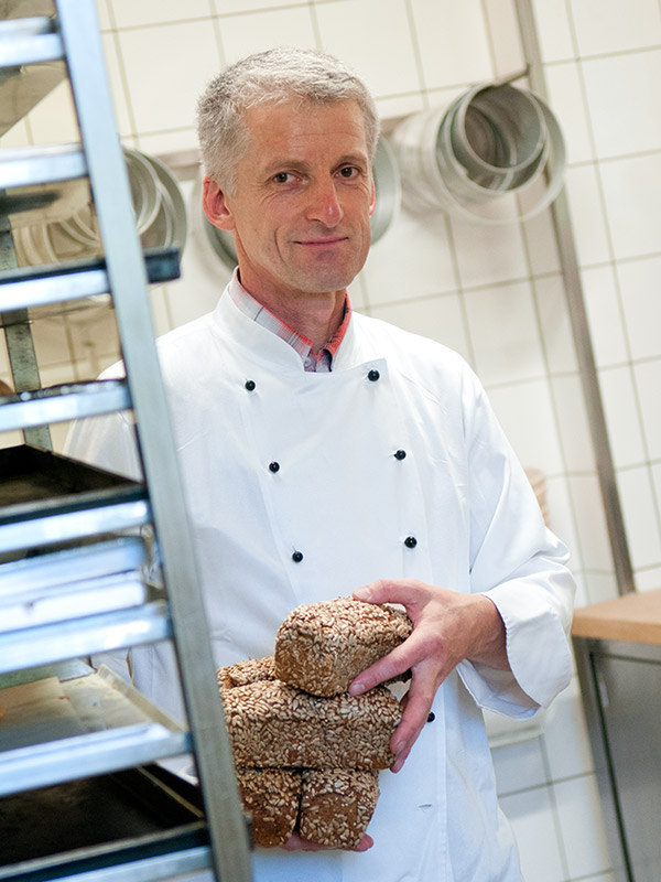 Ernst Jackl, Master Pastry Chef and team