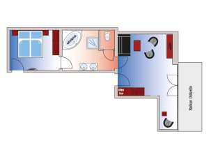 Roomplan Panorama Suite